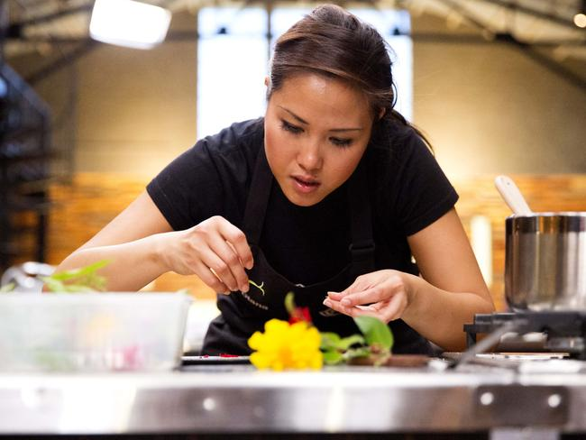Diana Chan on MasterChef Australia. Picture: Supplied