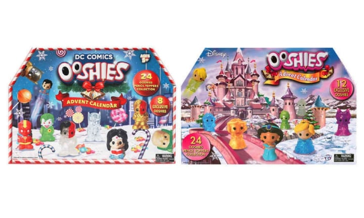 The hottest non-chocolate advent calendars for kids