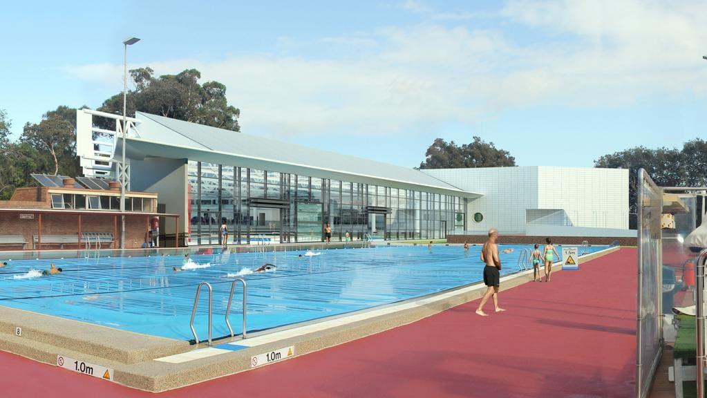 Manly S Andrew Boy Charlton Swim Centre To Cost 21 1 Million As Councillor Barbara Aird