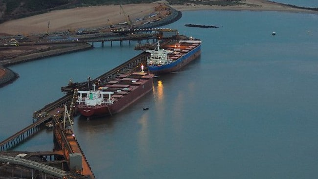 Government sell-off: Utah Point in Port Hedland