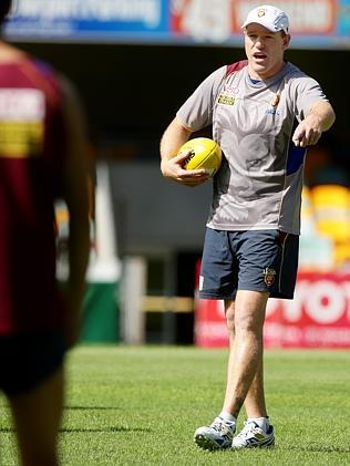 Justin Leppitsch may finally be getting some players back. Picture: Mark Calleja