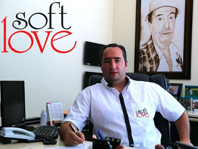 Mauro Morata, the man behind the project, says ErotikaLand would be safe and educational. Picture: softlove.com.br