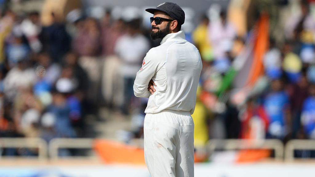 Virat Kohli was not happy with with how the balls lost their hardness.