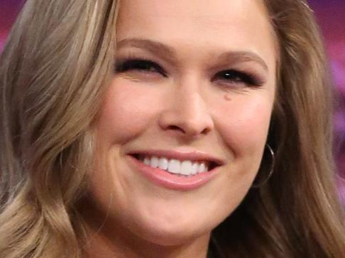 Rousey's Hollywood career isn't dead