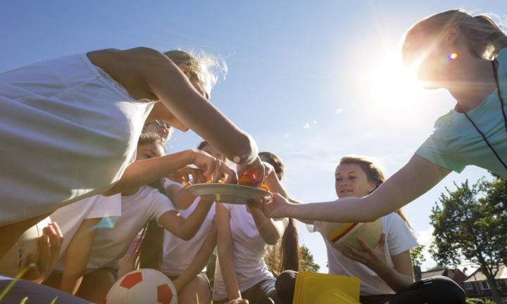 Go team! Why your child needs to play sport