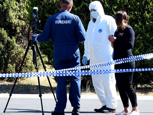 "The alleged terror plot was reportedly intended to involve an ""explosive event"" that would kill or injure a significant number of people. Picture: Nicole Garmston"