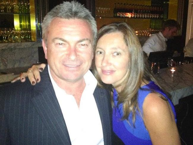 Borce and Karen Ristevski fell in love when she was just 16 and had been married for more than two decades when she vanished, only to be found murdered nine months later. Picture Facebook