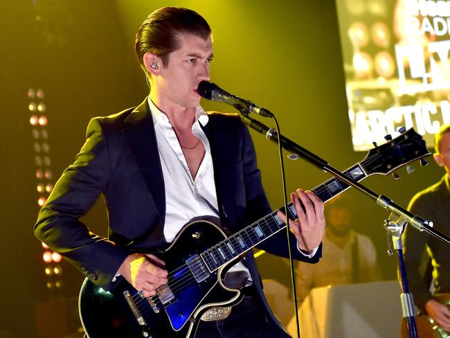 The Arctic Monkeys are just one of the artists whose work could be pulled by YouTube.