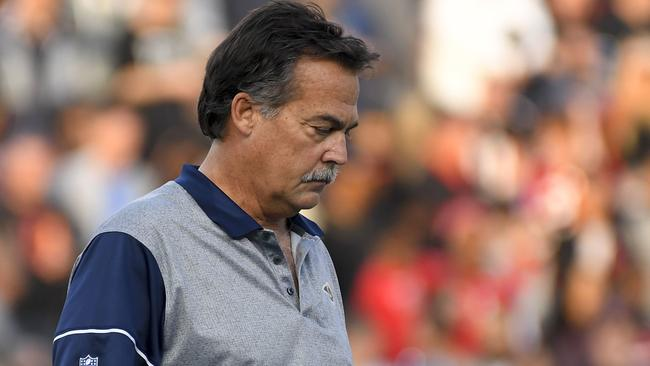 NFL: LA Rams fire head coach Jeff Fisher | Fox Sports