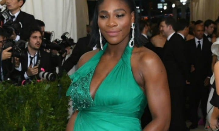 Serena Williams slammed for saying that birth will make her a 'real woman'
