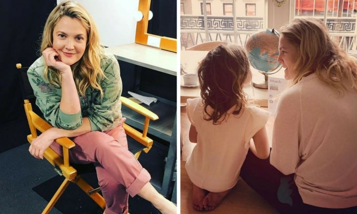 Drew Barrymore had the perfect response to being body shamed