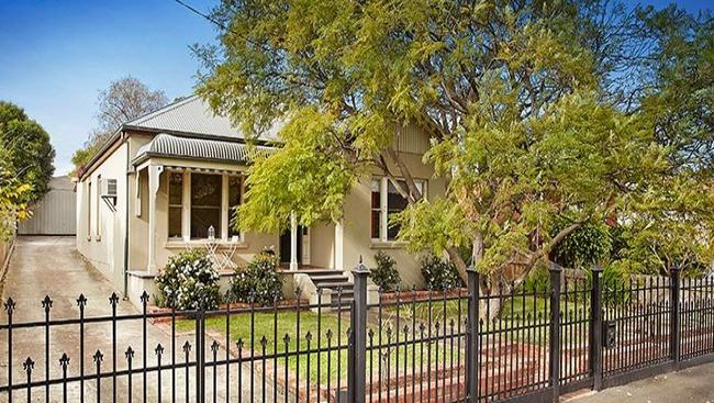 The four-bedroom house at 49 Clarinda Rd, Essendon, was sold at auction for $1.427 million.