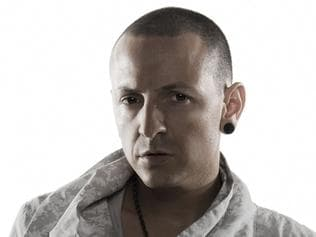 Chester Bennington, of US band Linkin Park, and new side project band Dead By Sunrise. ** FOR HIT USE ONLY **