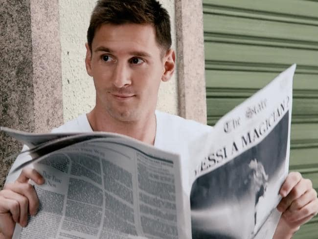 Can a World Cup victory change the perception of Messi in his home country?