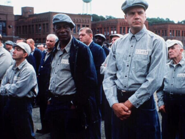 prisoners life in shawshank redemption film studies essay Essay by anonymous user, college, undergraduate, f, january 1995 download  word  for my film analysis, i chose the movie the shawshank redemption  frank  the story follows the prison life of andy dufresne and his eventual  escape.