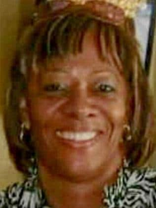 Killed ... Gwendolyn Pratt had recently hosted a welcome-home party for her son, Steven Pratt. Picture: Supplied