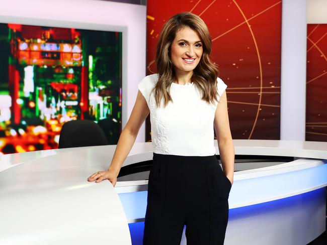 ABC presenter Patricia Karvelas. Picture: Aaron Francis/The Australian