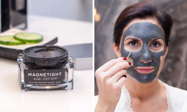 This magnetic anti-ageing mask is the beauty trend we need to try