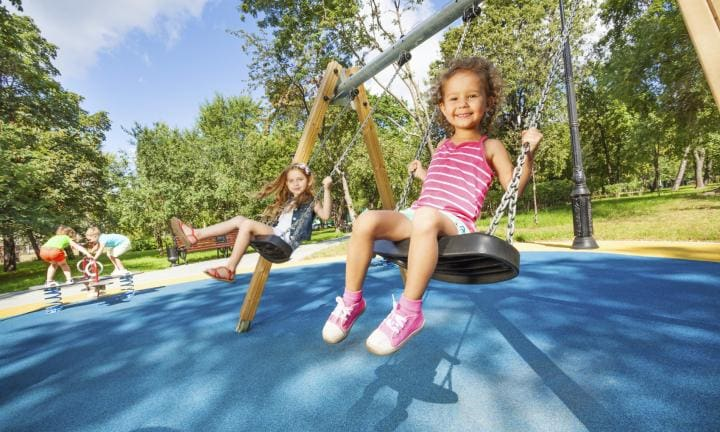 Must-see playgrounds in Canberra