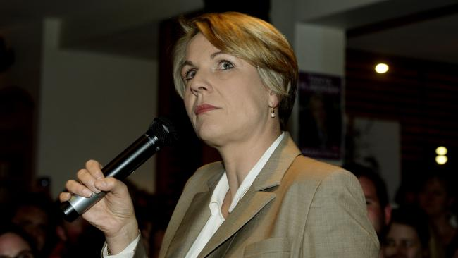 "Tanya Plibersek I a hot option for Labor's ""new generation'' team."