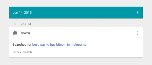 While clearly in a rush typing the word 'Melbourne', Jason's laziness in not following through with this question cost him a lot of money.