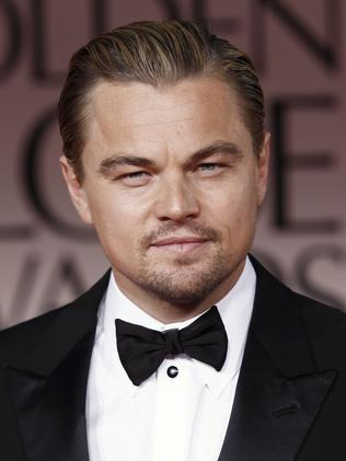 Actor Leonardo DiCaprio will also star in the film. Picture: AFP