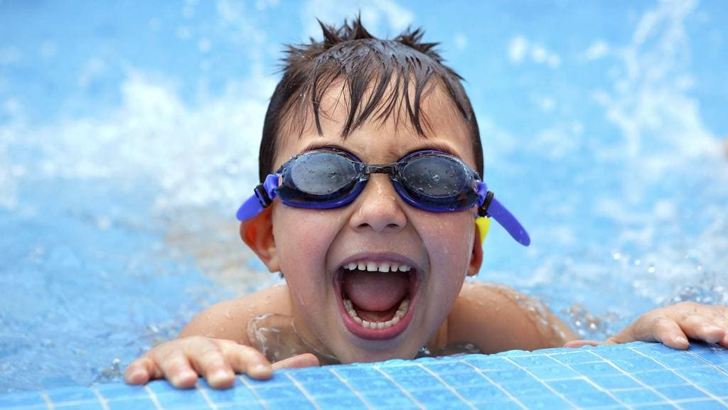 It's child abuse if you don't vaccinate your kids. And it's also child abuse if you don't get your kids swimming lessons and rely on school to do it. (Pic: ThinkStock)