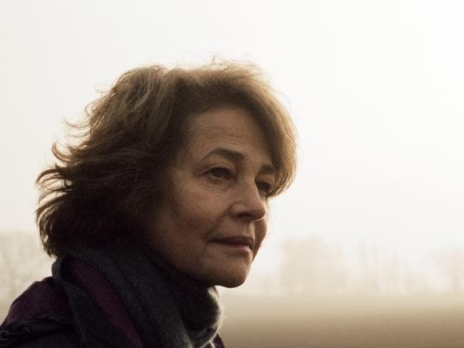 Controversial ... Best Actress nominee Charlotte Rampling called the boycott 'racist to whites'. Picture: Agatha A. Nitecka/Sundance Selects