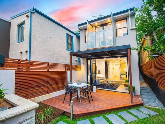 71 Nelson St, Annandale changed hands recently for $1.15 million, nearly double the un-renovated price.