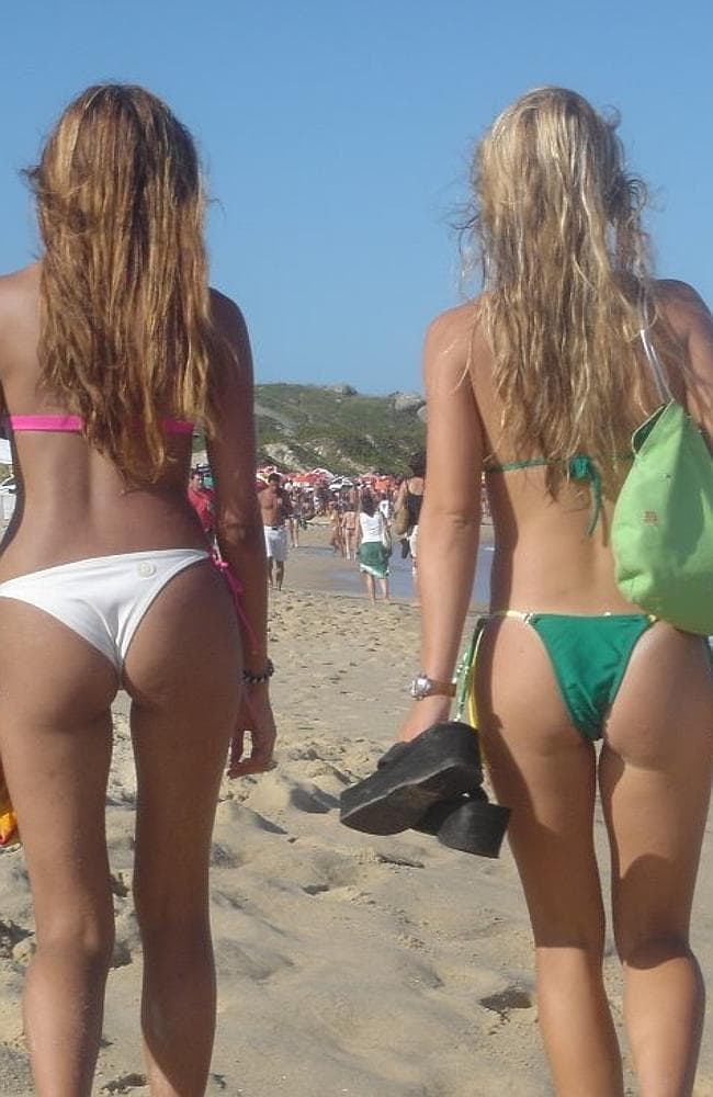 Brazil does not stand for G-string bikinis ...