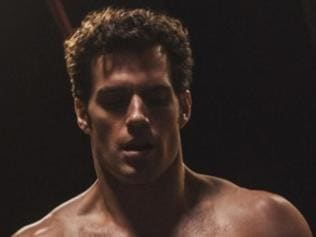 Henry Cavill reveals results of Superman workout