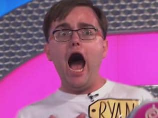 This fella couldn't contain his excitement on The Price is Right