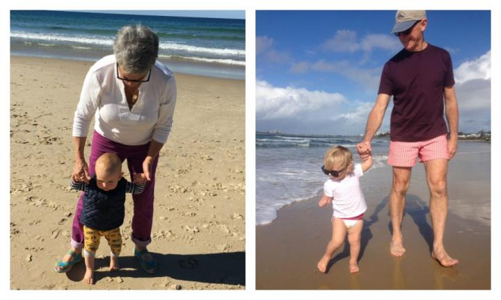 5 very good reasons you should holiday with the grandparents