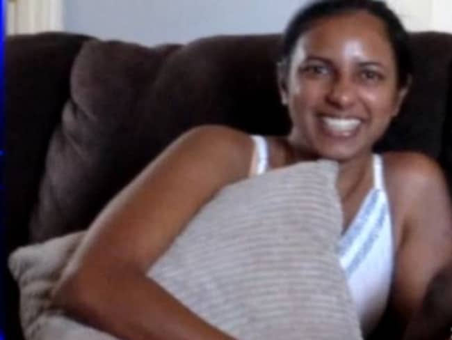 Dr Liyanage, who has been charged with murdering her husband Dinendra Athukorala.