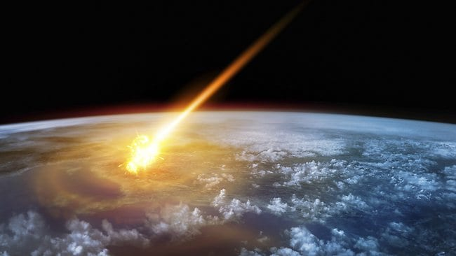 Deflecting a large asteroid from a path that intersects with Earth would need five-to-10 year's advance notice, says a group of concerned ex-astronauts.