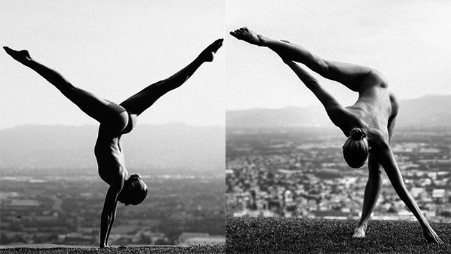 Naked Yoga Girl on what she eats everyday