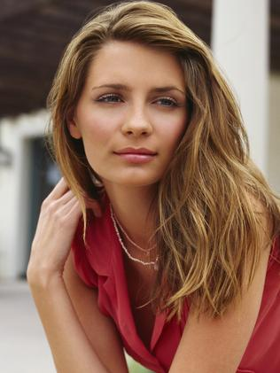 Where did she go? ... Mischa Barton has fallen into obscurity. Picture: Supplied