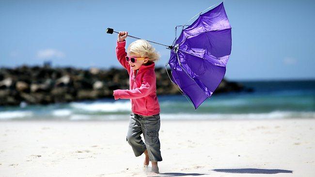 Queensland wild weather