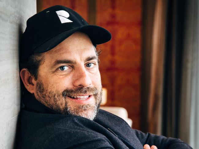 Hollywood mogul Brett Ratner is helping with the fundraiser. Picture: Jonathan Ng