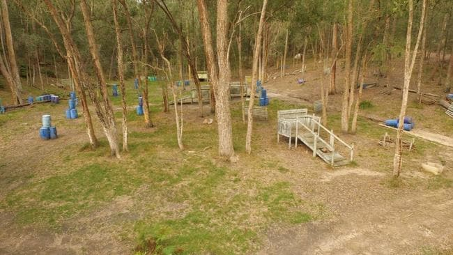 This paintball field in Blaxlands Ridge is on the market for $850,000