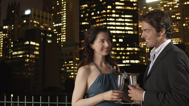It's all and well and good buying a lady a drink but there's a way to go about it. Picture: ThinkStock