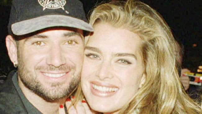 Andre Agassi won tournaments and a grand slam immediately after splitting with Brooke Shields.