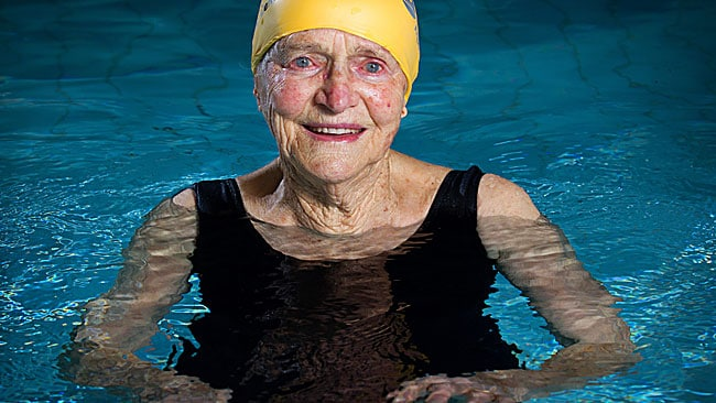 Hands Off My Cap Says 98 Year Old Clarice