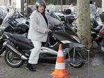 <p>French star Gerard Depardieu was charged with drink driving for allegedly riding his scooter around Paris when he was three times over the limit.  when the court case came up Depardieu said it was the final straw and the eccentric actor left his country to take up citizenship in Russia.  Picture: AFP</p>  <br />
