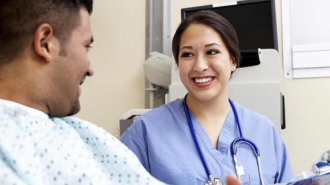 Female generalist medical practitioners - mostly hospital doctors - earn more than males on average. Picture: Thinkstock