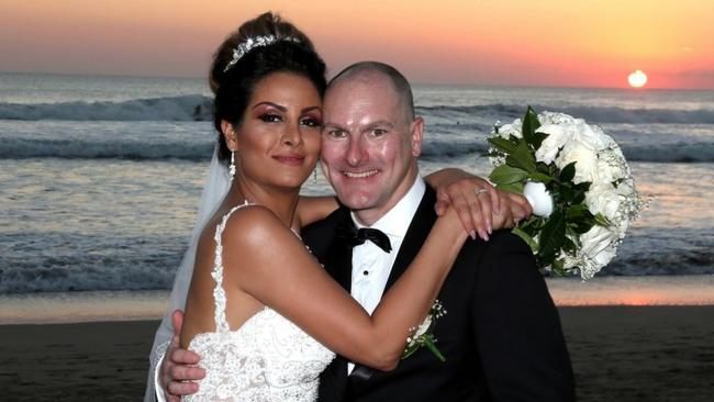 Matt Goland and Bita Zaeim had been married less than a year when their lives were cruelly snatched in an alleged hit and run.