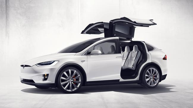 Tesla Model X release Australia, cost and specifications