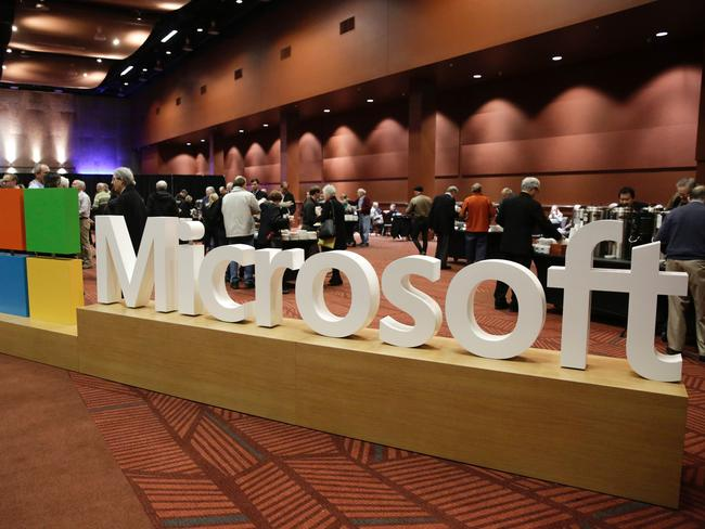 It's understood Microsoft, Rio Tinto, BHP Billiton, Apple and Google were among the companies targeted to recoup almost $3 billion in tax. Picture: AFP