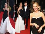 Blake Lively and husband Ryan Reynolds walk the red carpet at the Cannes International Film Festival 2014. Pictures: Getty
