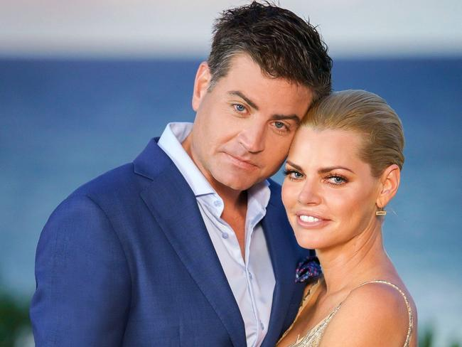 Sophie Monk chose Stu Laundy in The Bachelorette finale.